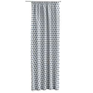 Pencil pleat curtains 130 x 260 cm (51 x 102 inch) in collection Ashley, fabric: 137-71