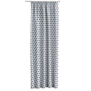 Pencil pleat curtains in collection Ashley, fabric: 137-71