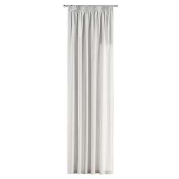 Závěs s řasící páskou 130 x 260 cm v kolekci Cotton Panama, látka: 702-34
