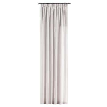 Pencil pleat curtains 130 x 260 cm (51 x 102 inch) in collection Cotton Panama, fabric: 702-34