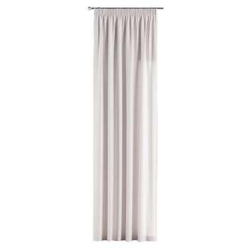Záves na riasiacej páske 130 x 260 cm V kolekcii Cotton Panama, tkanina: 702-34