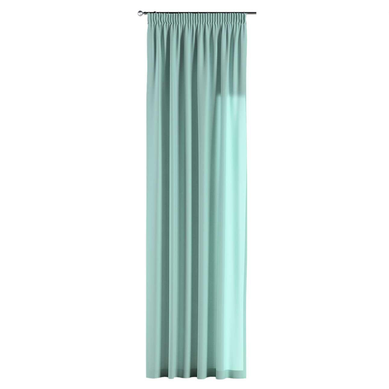 Vorhang mit Kräuselband 1 Stck. 130 x 260 cm von der Kollektion Loneta, Stoff: 133-32