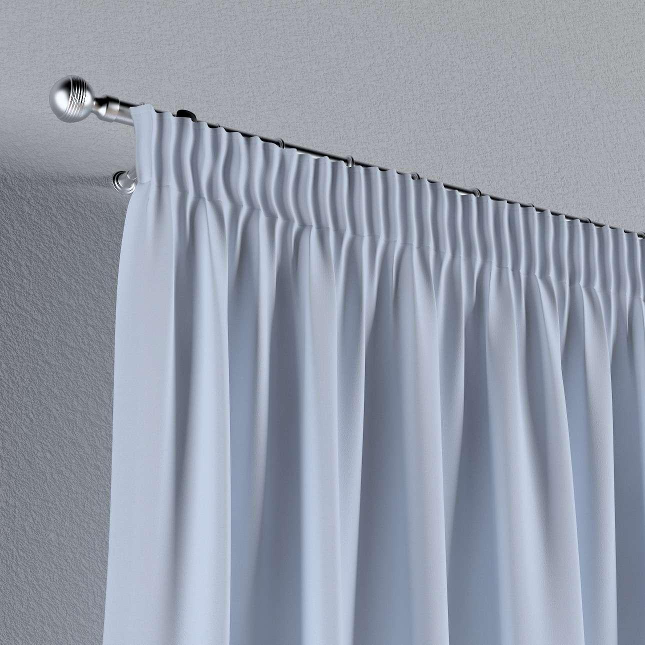 Vorhang mit Kräuselband 130 x 260 cm von der Kollektion Loneta, Stoff: 133-35