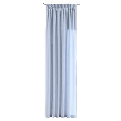 Vorhang mit Kräuselband von der Kollektion Loneta, Stoff: 133-35