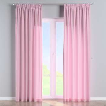 Pencil pleat curtains in collection Loneta , fabric: 133-36