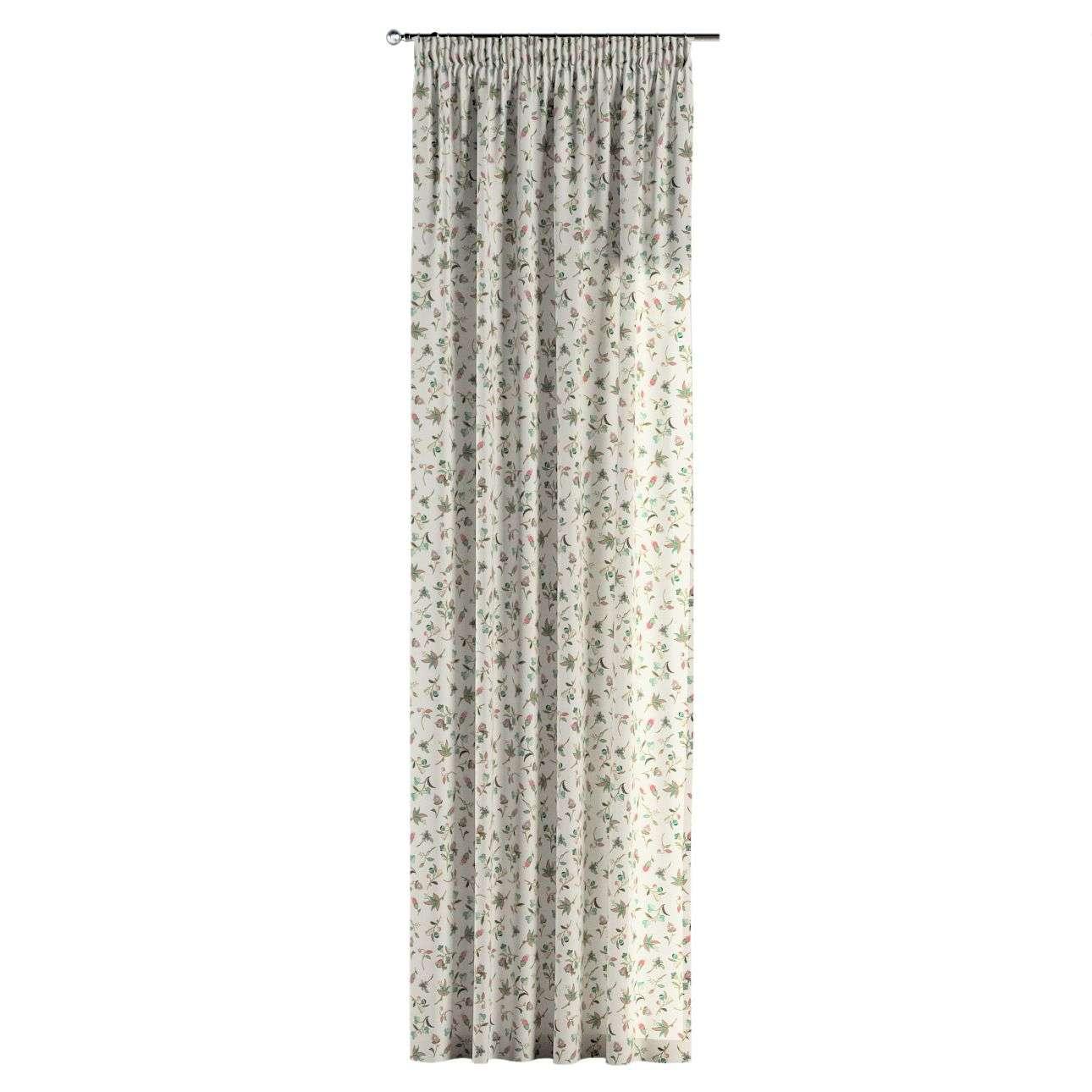 Záves na riasiacej páske 130 x 260 cm V kolekcii Londres, tkanina: 122-02