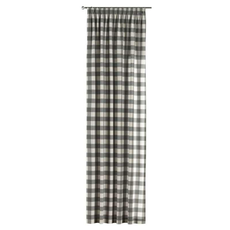 Užuolaidos pieštukinio klostavimo 1 vnt. kolekcijoje Quadro, audinys: 136-13