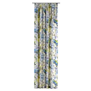Pencil pleat curtains 130 x 260 cm (51 x 102 inch) in collection Freestyle, fabric: 135-08