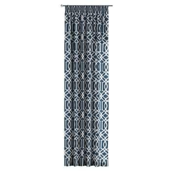Gardin med rynkebånd 130 x 260 cm fra kollektionen Comics, Stof: 135-10