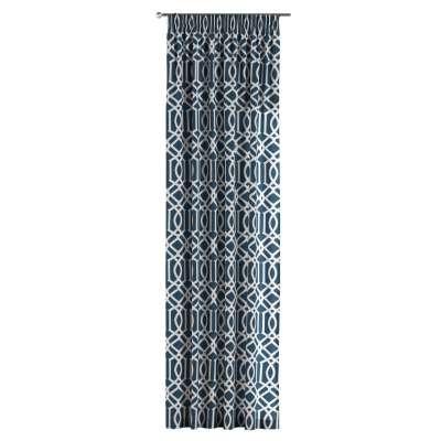 Vorhang mit Kräuselband von der Kollektion Comics, Stoff: 135-10