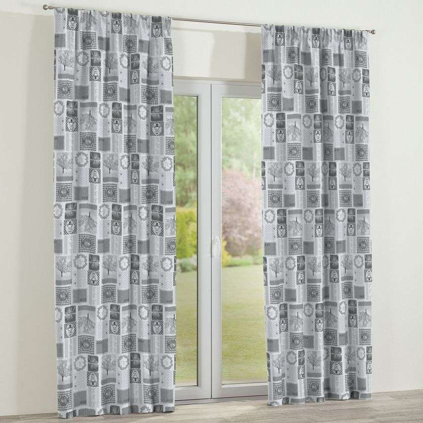 Pencil pleat curtains in collection SALE, fabric: 630-20