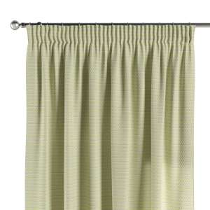 Pencil pleat curtains 130 x 260 cm (51 x 102 inch) in collection Rustica, fabric: 140-34
