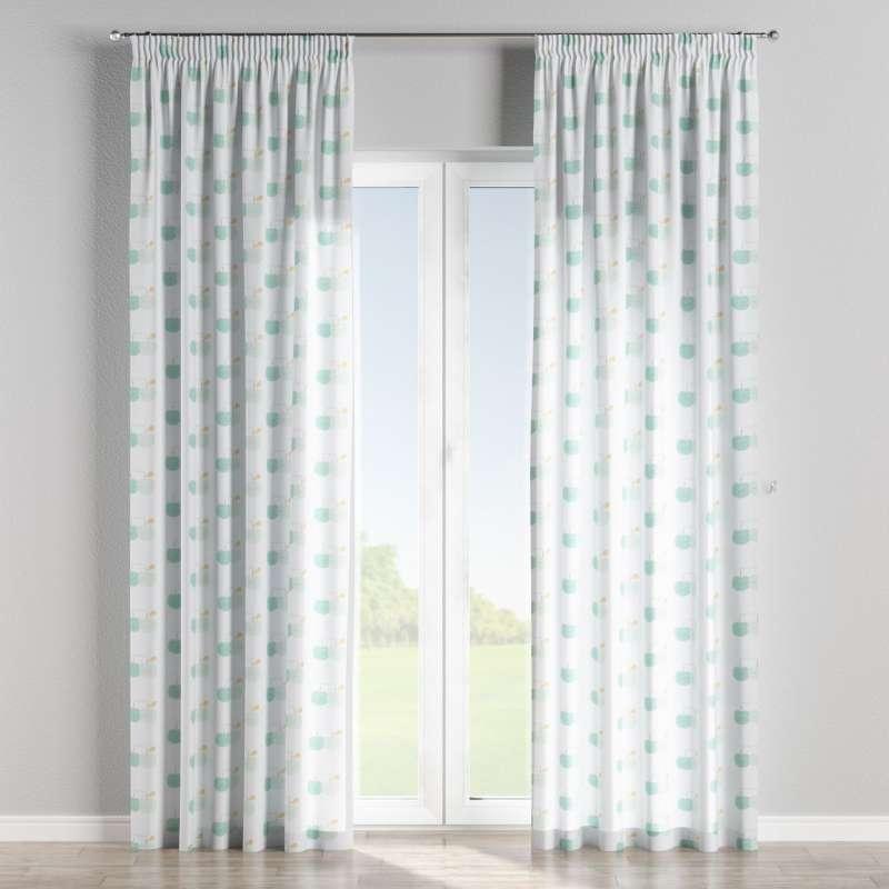 Függöny ráncolóval a kollekcióból Little World Lakástextil, Dekoranyag: 151-02