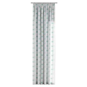 Gardin med rynkebånd 130 x 260 cm fra kollektionen Apanona, Stof: 151-02