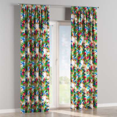 Pencil pleat curtains in collection SALE, fabric: 140-23