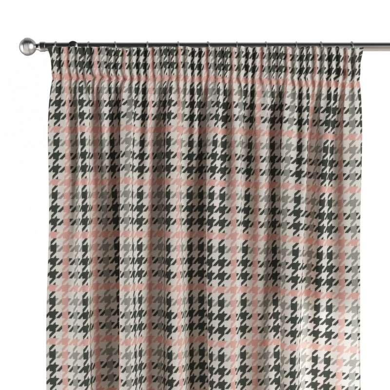 Vorhang mit Kräuselband von der Kollektion SALE, Stoff: 137-75