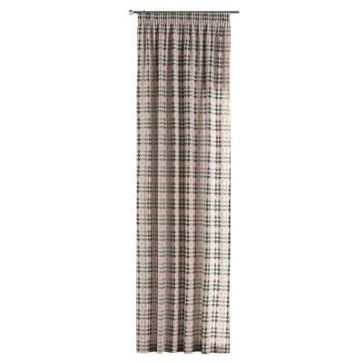 Záves na riasiacej páske V kolekcii Výpredaj, tkanina: 137-75