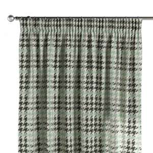 Pencil pleat curtains 130 x 260 cm (51 x 102 inch) in collection Brooklyn, fabric: 137-77