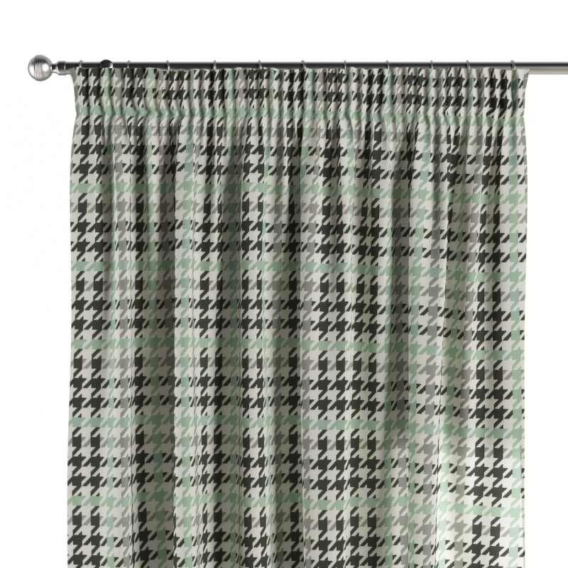 Függöny ráncolóval a kollekcióból SALE, Dekoranyag: 137-77