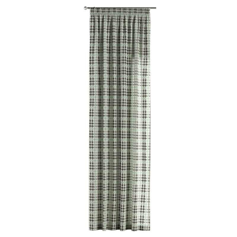 Vorhang mit Kräuselband von der Kollektion SALE, Stoff: 137-77