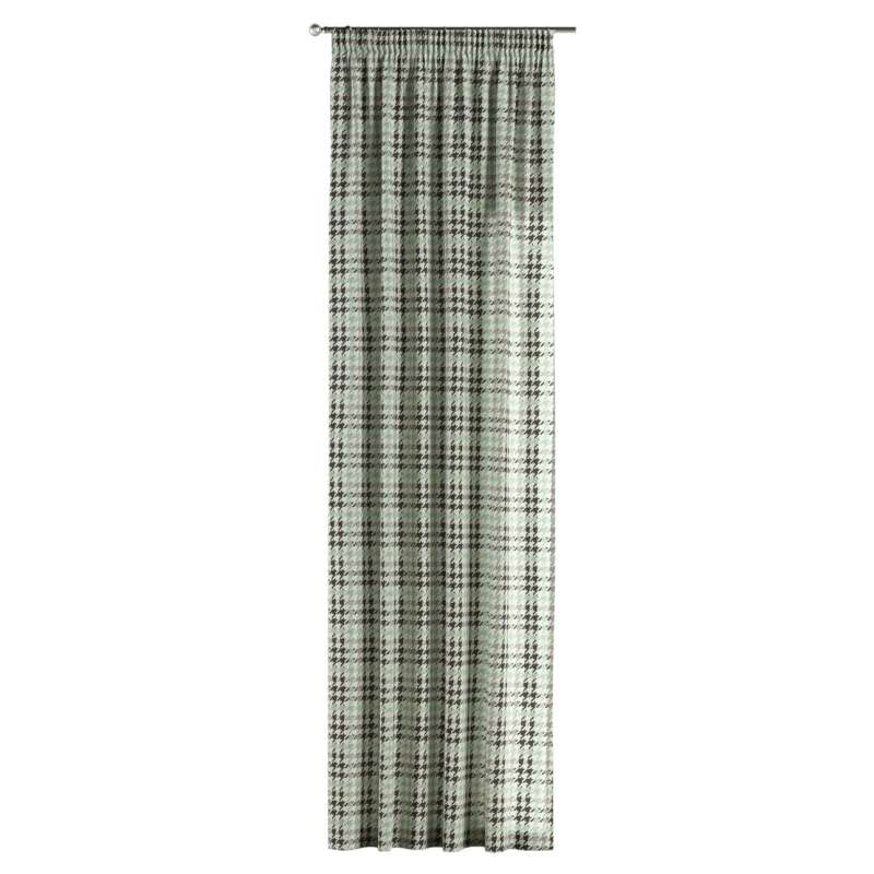 Záves na riasiacej páske V kolekcii Výpredaj, tkanina: 137-77