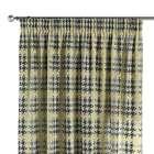 Zasłona na taśmie marszczącej 1 szt. 1szt 130x260 cm w kolekcji Brooklyn, tkanina: 137-79