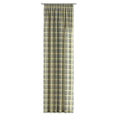 Pencil pleat curtains in collection Brooklyn, fabric: 137-79