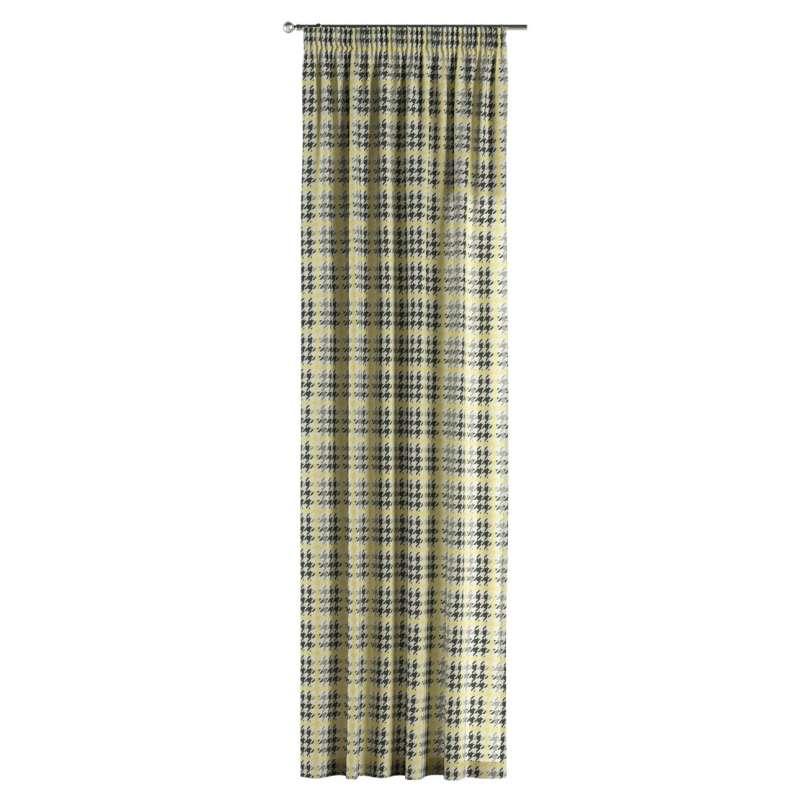 Záves na riasiacej páske V kolekcii Výpredaj, tkanina: 137-79