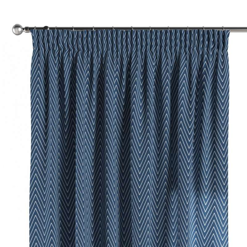 Pencil pleat curtain in collection Comics/Geometrical, fabric: 137-88