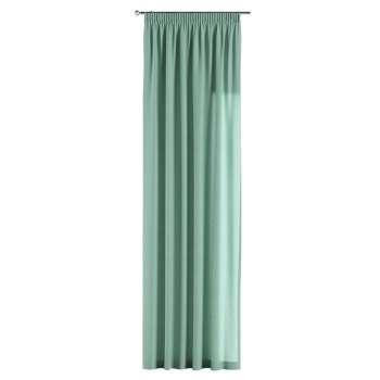 Függöny ráncolóval a kollekcióból Brooklyn Lakástextil, Dekoranyag: 137-90