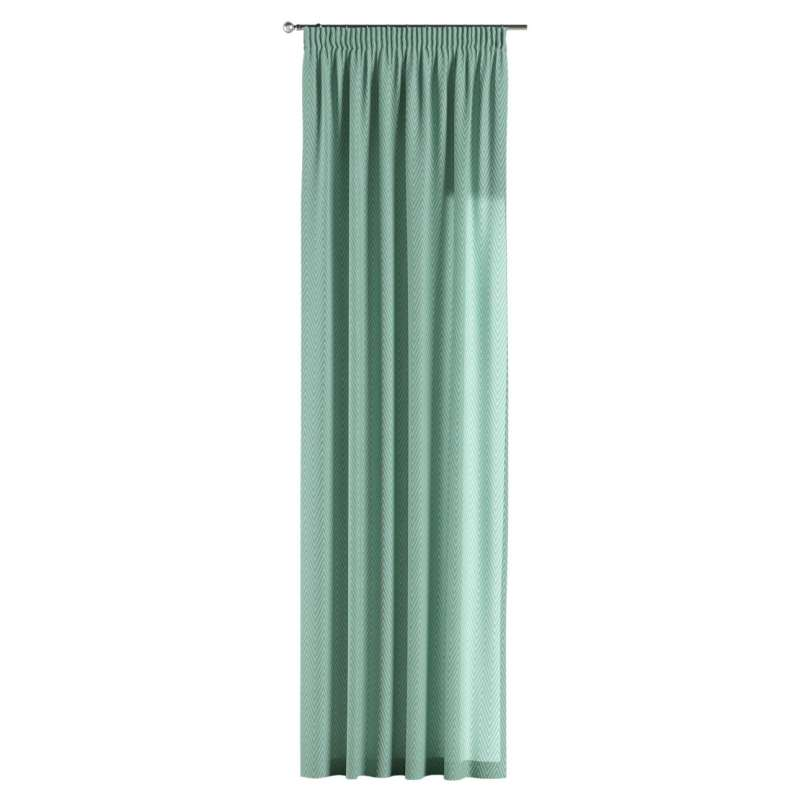 Pencil pleat curtains in collection Comics/Geometrical, fabric: 137-90