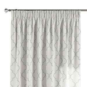 Pencil pleat curtains 130 x 260 cm (51 x 102 inch) in collection Comic Book & Geo Prints, fabric: 137-85