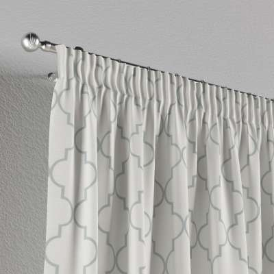 Pencil pleat curtains in collection Comics/Geometrical, fabric: 137-85
