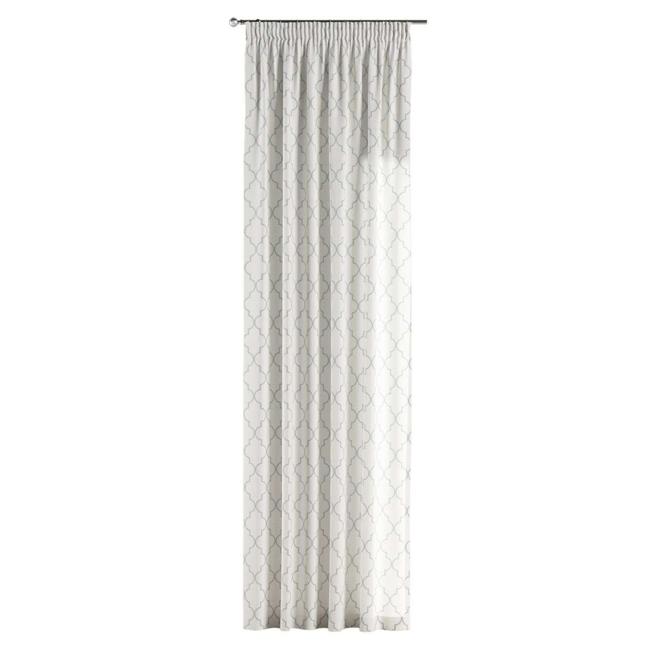 Gardin med rynkband 1 längd 130 x 260 cm i kollektionen Comics , Tyg: 137-85