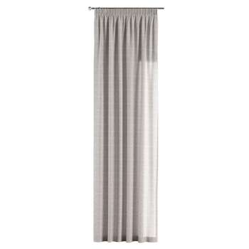 Záves na riasiacej páske 130 × 260 cm V kolekcii Flowers, tkanina: 140-38