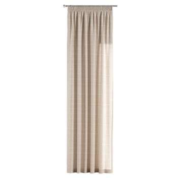 Záves na riasiacej páske 130 × 260 cm V kolekcii Flowers, tkanina: 140-39