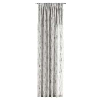 Pencil pleat curtains 130 x 260 cm (51 x 102 inch) in collection Aquarelle, fabric: 140-66