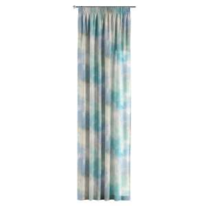 Pencil pleat curtains 130 x 260 cm (51 x 102 inch) in collection Aquarelle, fabric: 140-67