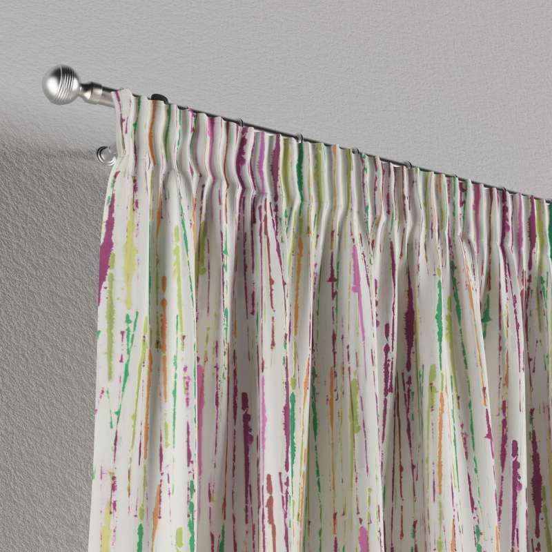 Pencil pleat curtains in collection SALE, fabric: 140-72