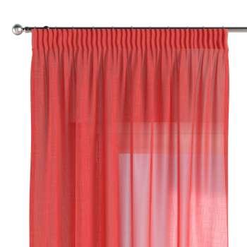 Vorhang mit Kräuselband von der Kollektion Romantica, Stoff: 128-02