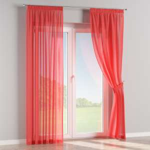 Pencil pleat curtains 130 x 260 cm (51 x 102 inch) in collection Romantica, fabric: 128-02