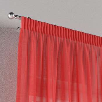 Vorhang mit Kräuselband 1 Stck. 130 x 260 cm von der Kollektion Romantica, Stoff: 128-02