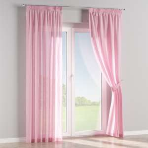 Pencil pleat curtains 130 x 260 cm (51 x 102 inch) in collection Romantica, fabric: 128-03