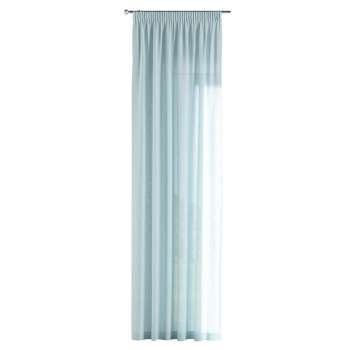 Pencil pleat curtains in collection Romantica, fabric: 128-06