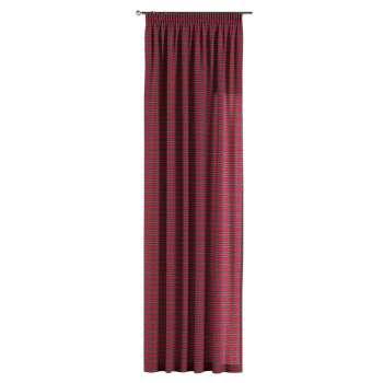 Záves na riasiacej páske 130 × 260 cm V kolekcii Bristol, tkanina: 126-29