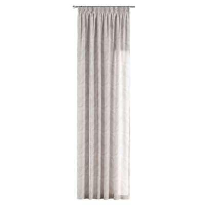 Záves na riasiacej páske V kolekcii Venice, tkanina: 140-51