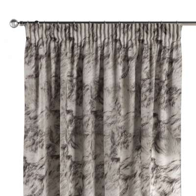 Pencil pleat curtains in collection SALE, fabric: 140-82