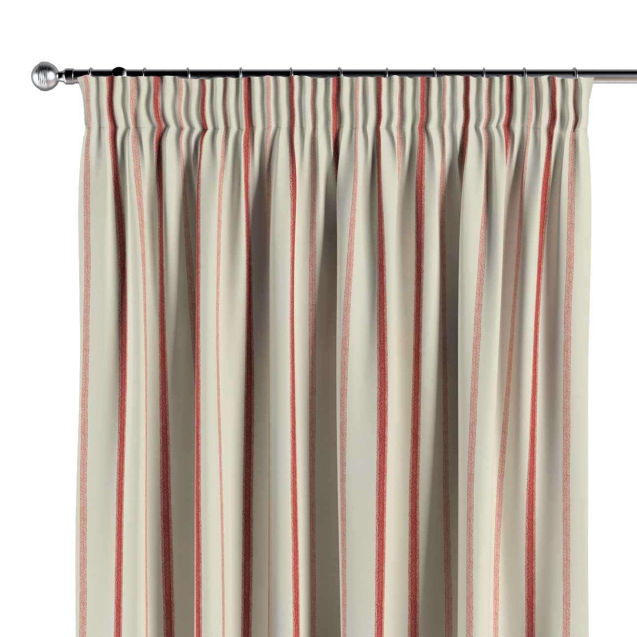 Záves na riasiacej páske 130 × 260 cm V kolekcii Avinon, tkanina: 129-15