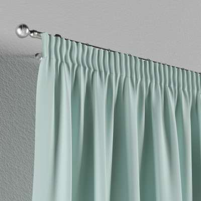 Pencil pleat curtains in collection Panama Cotton, fabric: 702-10