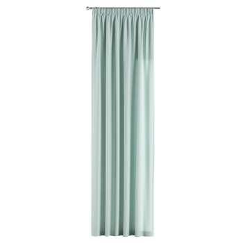 Záves na riasiacej páske 130 x 260 cm V kolekcii Cotton Panama, tkanina: 702-10